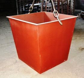 Мусорный контейнер для ТБО (кран)