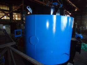 Стальной жидкотопливный паровой котел КСП-850 Лж