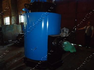 Котел паровой жидкотопливный автоматизированный КСП-500 Лж