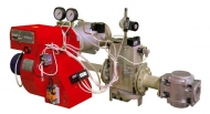 Горелка газовая, навесная, блочная ГГБ-1,2
