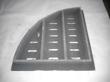 Чугунный колосник к котлам КСП-300, КСП-500