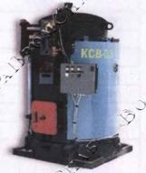 Стальной газовый водогрейный котел КСВ-0,2 Гн