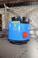 Стальной твердотопливный водогрейный котел КСВ-0,63