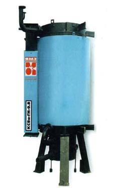 Газовый автоматизированный газовый котел КСВа-0,8 Гн