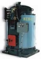Водогрейный стальной газовый котел КСВ-0,3 Гн.