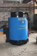 Котел отопительный водогрейный КСВ-0,5 твердотопливный