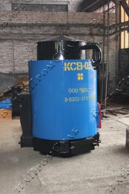 КСВ-0,5 твердотопливный