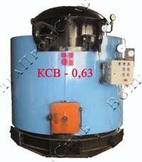 Газовый котел КСВ-0,63 Гн
