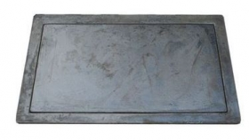 Плита печная цельная ПЦ 710х410 мм