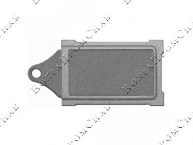 Задвижка ЗВ–3У 390х190 мм
